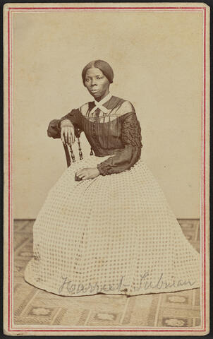 Harriet Tubman Photo by Benjamin Powelson (1823-1885)/Library of Congress